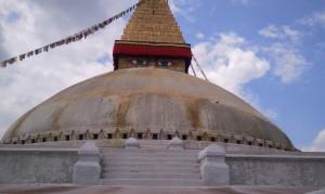 Buddhist Stupa in Kathmandu