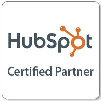 Hubspot Certified Inbound Marketing Partner
