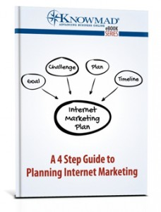 Internet Marketing Planning Template