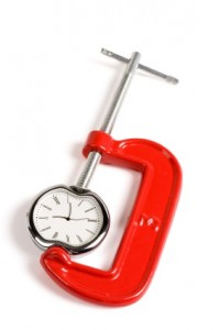 Vise Grip and Clock