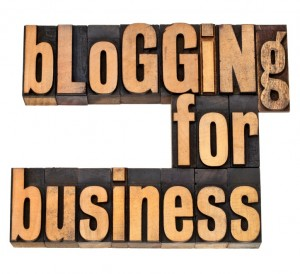 blogging for busines