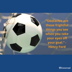 Avoid moving the goal