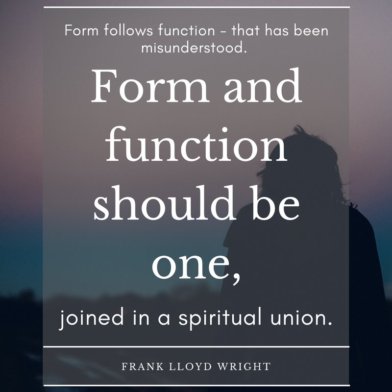 Web Design - Form and Function
