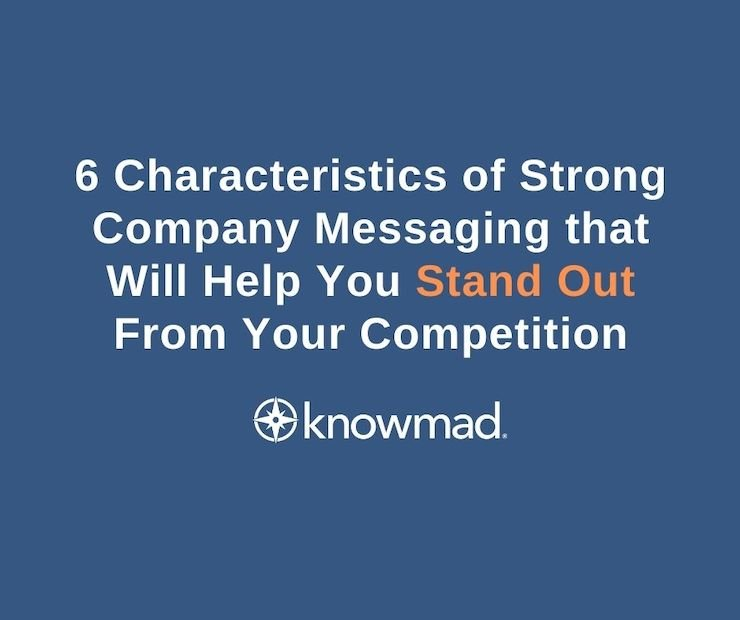 Company Messaging