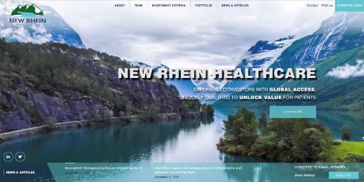 New Rhein Healthcare Investors