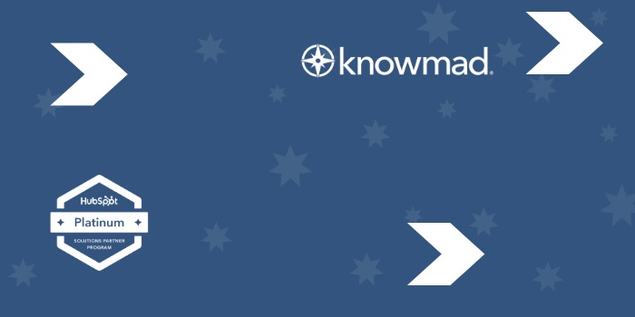 Knowmad Digital Marketing Earns Platinum HubSpot Status